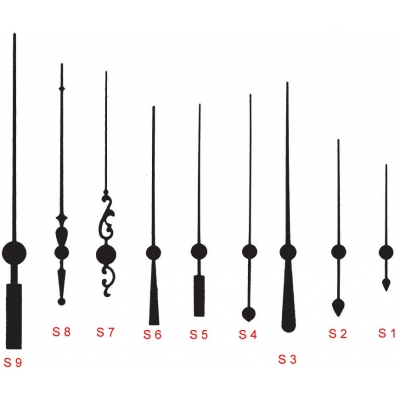 Clock Sweep Style 6
