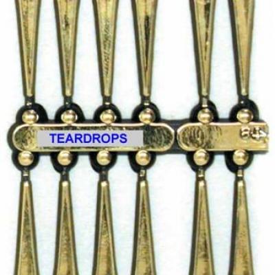 Clock-Teardrops