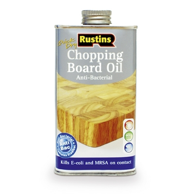 Rustins Chopping Board Oil 250ml
