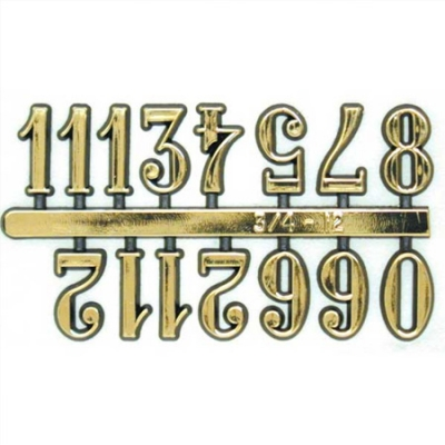 Clock Arabic Numbers