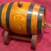 2 Litre Keg, Cask, Barrel