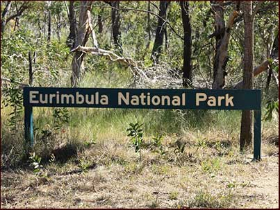 Eurimbula National Park