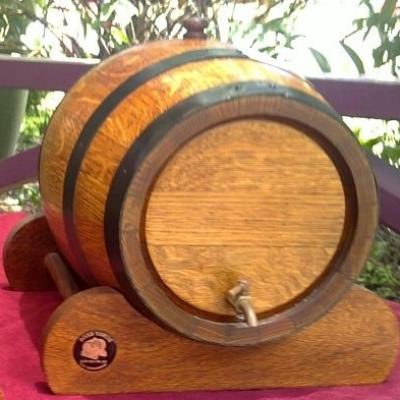 """20 Litre """"Schmeider"""" Keg, Cask, Barrel"""