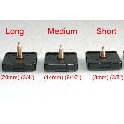 Seiko Mini Quartz Movement (Shaft Diameter 3/8 Long)