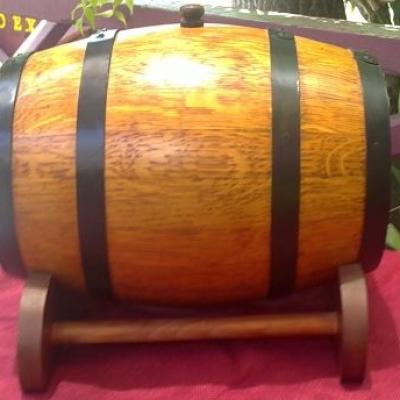 """10 Litre """"Schmeider"""" Keg, Cask, Barrel"""