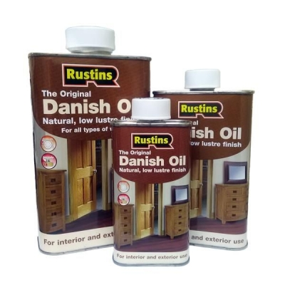 Rustins Danish Oil 500 ml