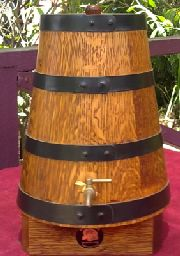 4 Litre Upright Cask 1